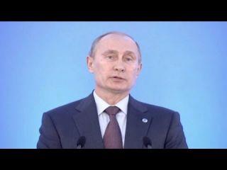 Putins lustige Show  - YOU FM Synchro mit Coldmirror und viel Erotik